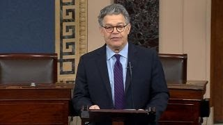 Franken resigns from Senate amid new claims of sexual misconduct, backlash from Dems