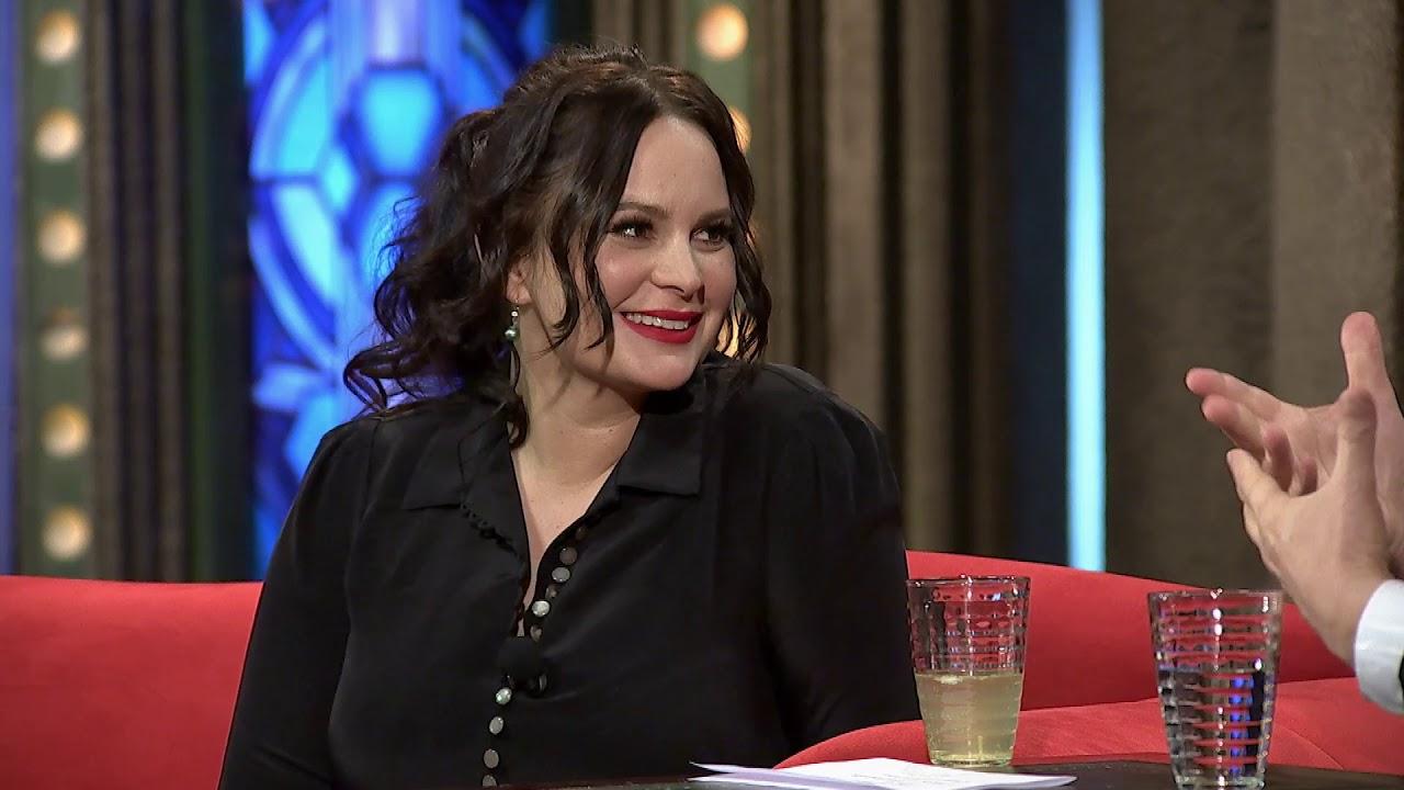 1. Jitka Čvančarová - Show Jana Krause 3. 1. 2018