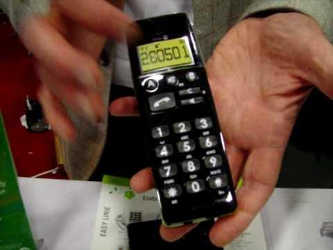 Schnurloses Seniorentelefon Doro Phone Easy 336w