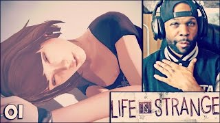 Life is Strange Episode 5 Gameplay Walkthrough Part 1 - Mr. Jefferson