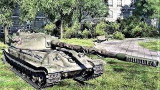 World of Tanks Object 705A  - 10 Kills | Best tank battles | Gameplay PC