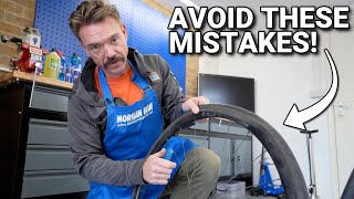 HOW TO remove & chąnge an inner tube the right way: Tips from a Professional Bike Mechanic #2