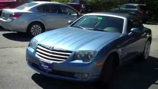 September 2013 Newsletter Used Vehicle Special 2005 Chrysler Crossfire Southern Maine Motors