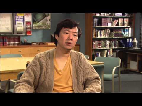 "Ken Jeong ""Chang"" Community Season 4 Interview!"