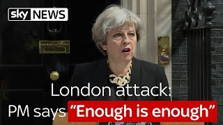 London attack: Prime Minister says