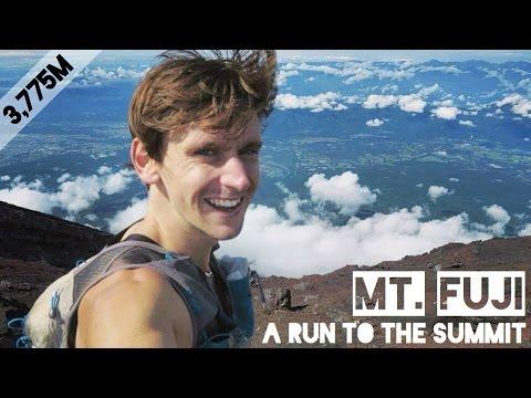 Mount Fuji: A Run to the Summit