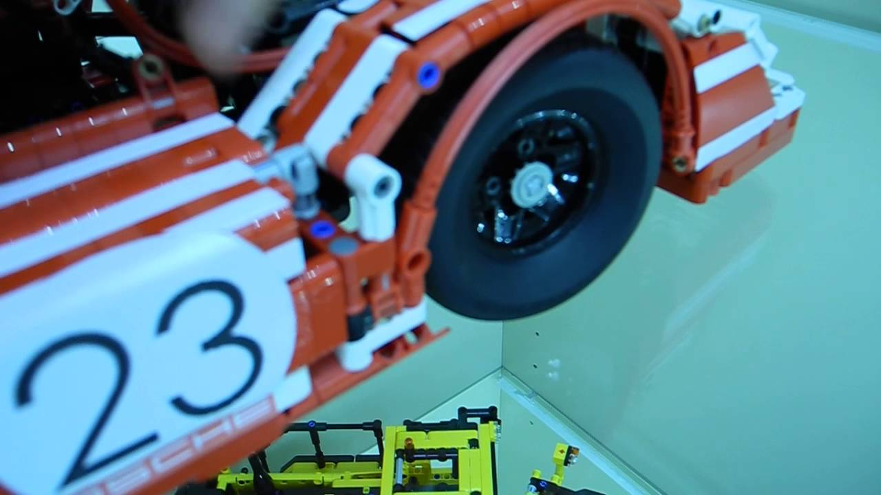 Lego Porsche 917 Youtube