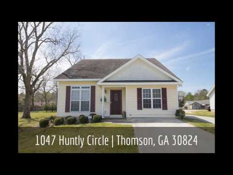 1047 Huntly Circle | Thomson, GA 30824