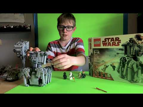 75177 First Order Heavy Scout Walker™ - Bman Review