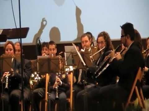 UNIÓ MUSICAL VALLADINA Pasdoble FELO ( FESTIVAL COMARCAL GENOVÉS 2011)