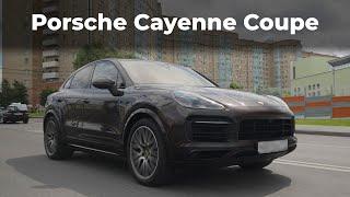 Новый Porsche Cayenne Coupe 2020 Замер разгона, обзор и тест-драйв