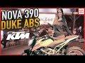 Lançamento Oficial KTM 390 Duke ABS - Preço | Mulheres de Moto