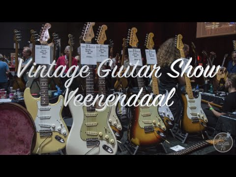 Vintage Guitar Show Veenendaal - A Tone Twins Adventure