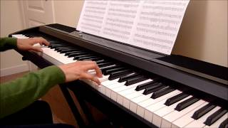 Mayday五月天【將軍令 Your legend (電影《黃飛鴻之英雄有夢》主題曲)】鋼琴版  piano by CHM