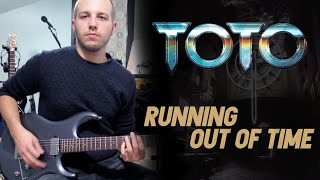 Video Running Out Of Time - Toto - Luca Gavazzoli - Guitar Cover download MP3, 3GP, MP4, WEBM, AVI, FLV September 2018