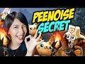 PEENOISE SECRET TO VICTORY!!! Dota Funny Moments / Juggernaut Gameplay