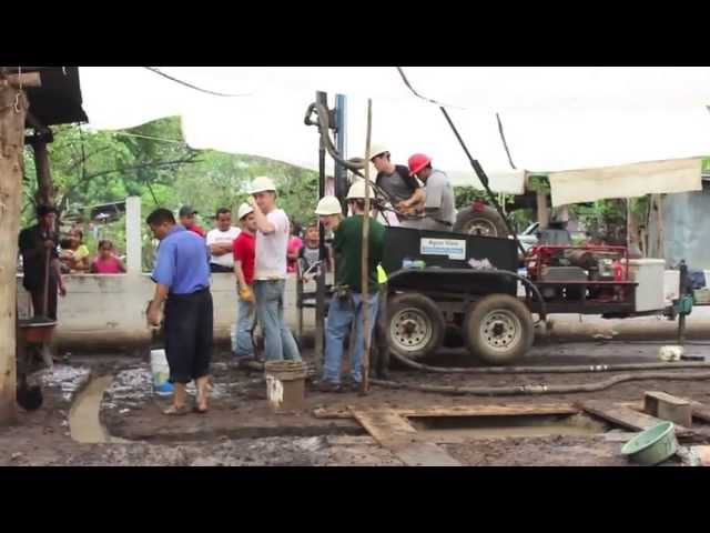 Living Water in Nueva Candelaria Travel Video