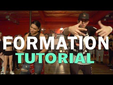 """FORMATION"" - Beyonce Dance TUTORIAL | @MattSteffanina Choreography (Advanced)"