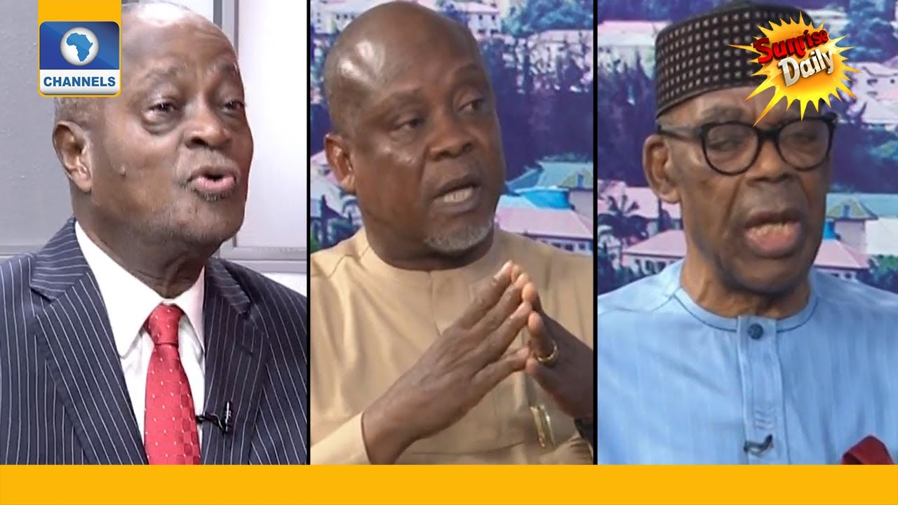 Download Stakeholders Discuss 2023 Pres'l Election, Criminality In Nigeria | Sunrise Daily |