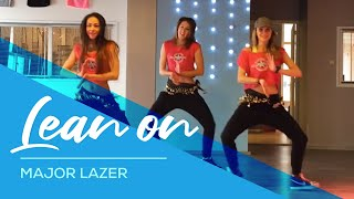 Lean on  major lazer   fitness dance choreography