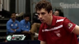 2019 ITTF Slovenia Open   Day 5 Final
