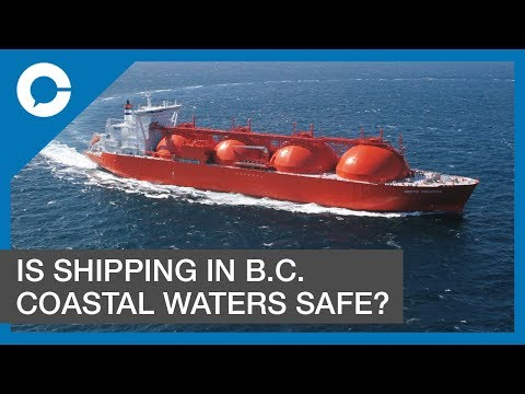 Robert Lewis-Manning: Shipping on BC Coastal Waters