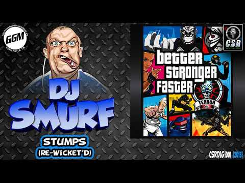 DJ Smurf - Stumps (Re Wicket'd) (CSRDIGi01)