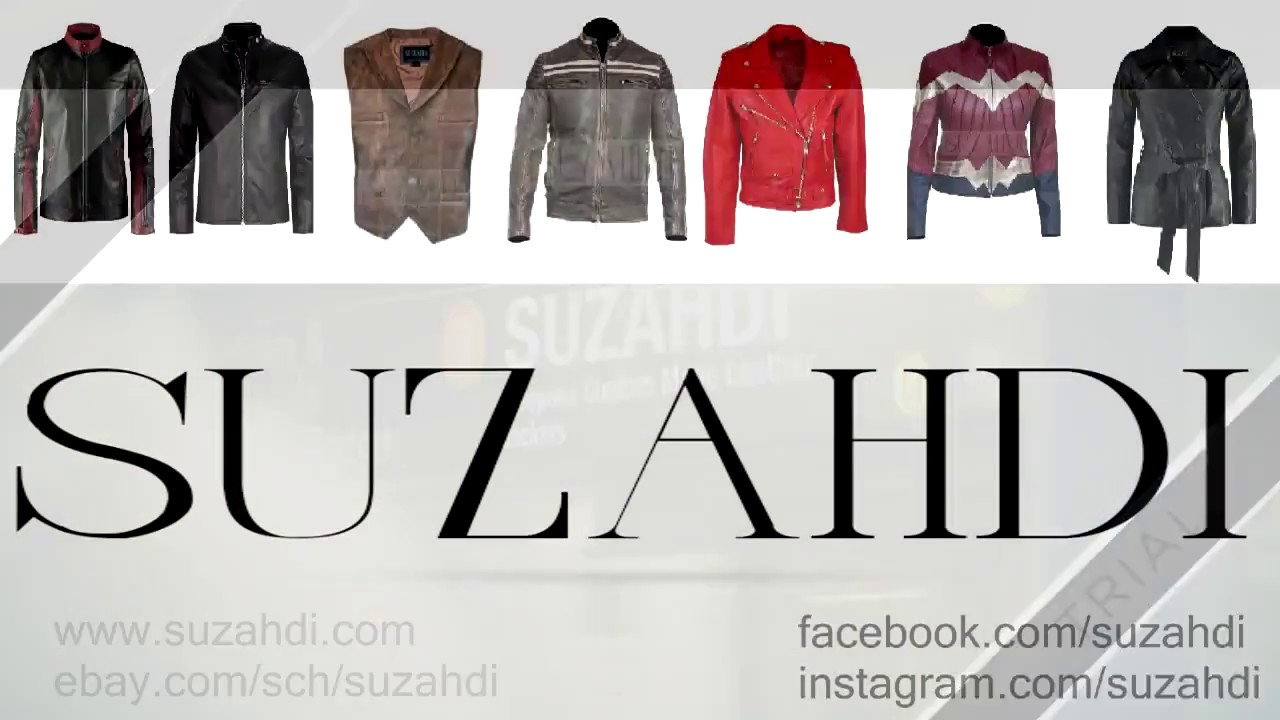 49503d55513b SUZAHDI Cosplay Leather Jackets NYC