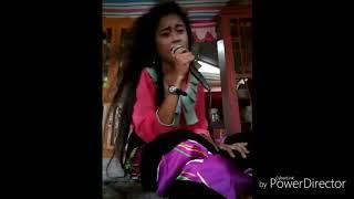 Cover lagu india cewek suara merdu