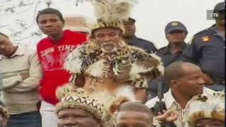 Zuma marries third wife