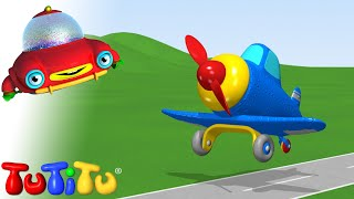 Airplane | TuTiTu The toys come to life