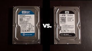 Old HDD vs. New HDD: Game Load Times