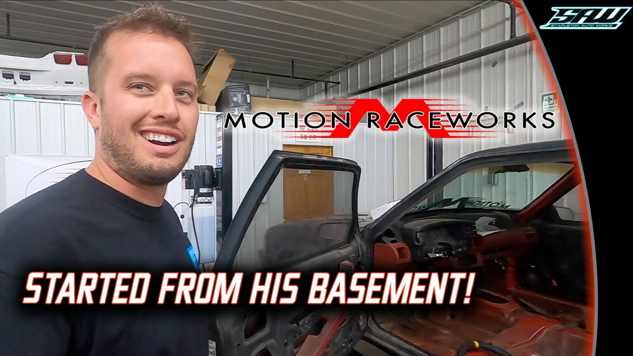 Motion Raceworks Backstory Tour With Doug Cook Youtube High resolution driveshaft speed sensor instructions 1 introduction the motion raceworks driveshaft speed sensor kit is designed to deliver a high resolution. motion raceworks backstory tour with doug cook
