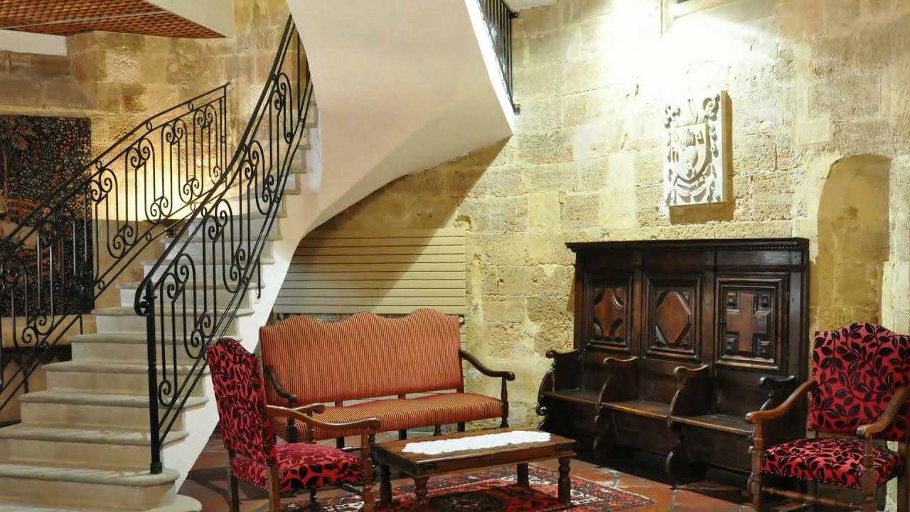 Hotel des augustins in aix en provence youtube - Chambre sociale aix en provence ...