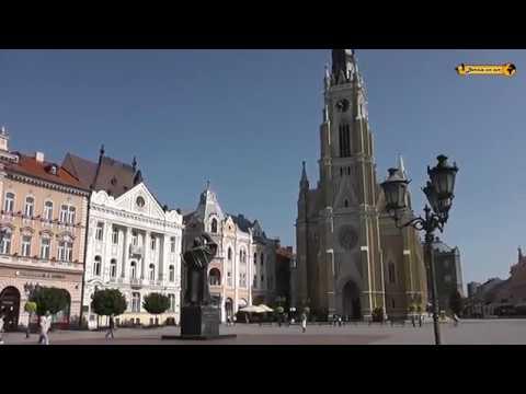Novi Sad in Serbien, Serbia, Vojvodina,