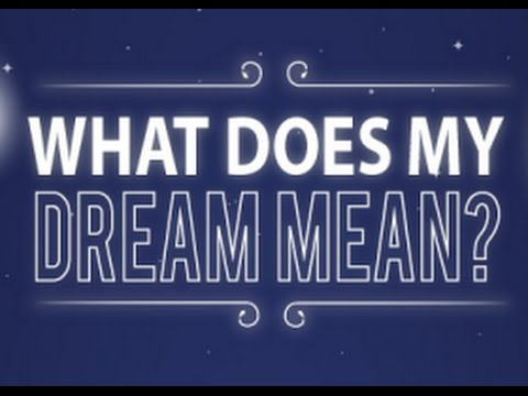 what do dating dreams mean Marriage in dreams is the ultimate sign of commitment two people find answers to: why do people dream, what islamic dreams mean, translate my dream.
