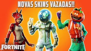 FORTNITE: LEAKED NEW SKINS AND ACCESSORIES!!!!