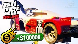 GTA Online - Premium Race #12 - Plummet (Cunning Stunts)