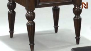 Town Center End Table S2044-02 By Fairmont Designs