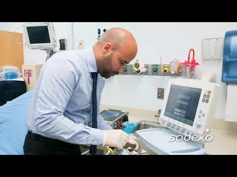 Healthcare Technology Management at Sodexo