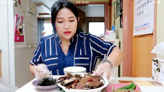🇰🇷Vlog 89|| Ghẹ Ngâm Tương Hàn Quốc||Có Thiệt Dể Ăn Với Người Mới Bắt Đầu Ăn???