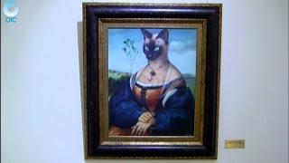 Новосибирцы смогут увидеть больше 150 работ известного живописца Никаса Сафронова(, 2016-12-23T09:06:13.000Z)