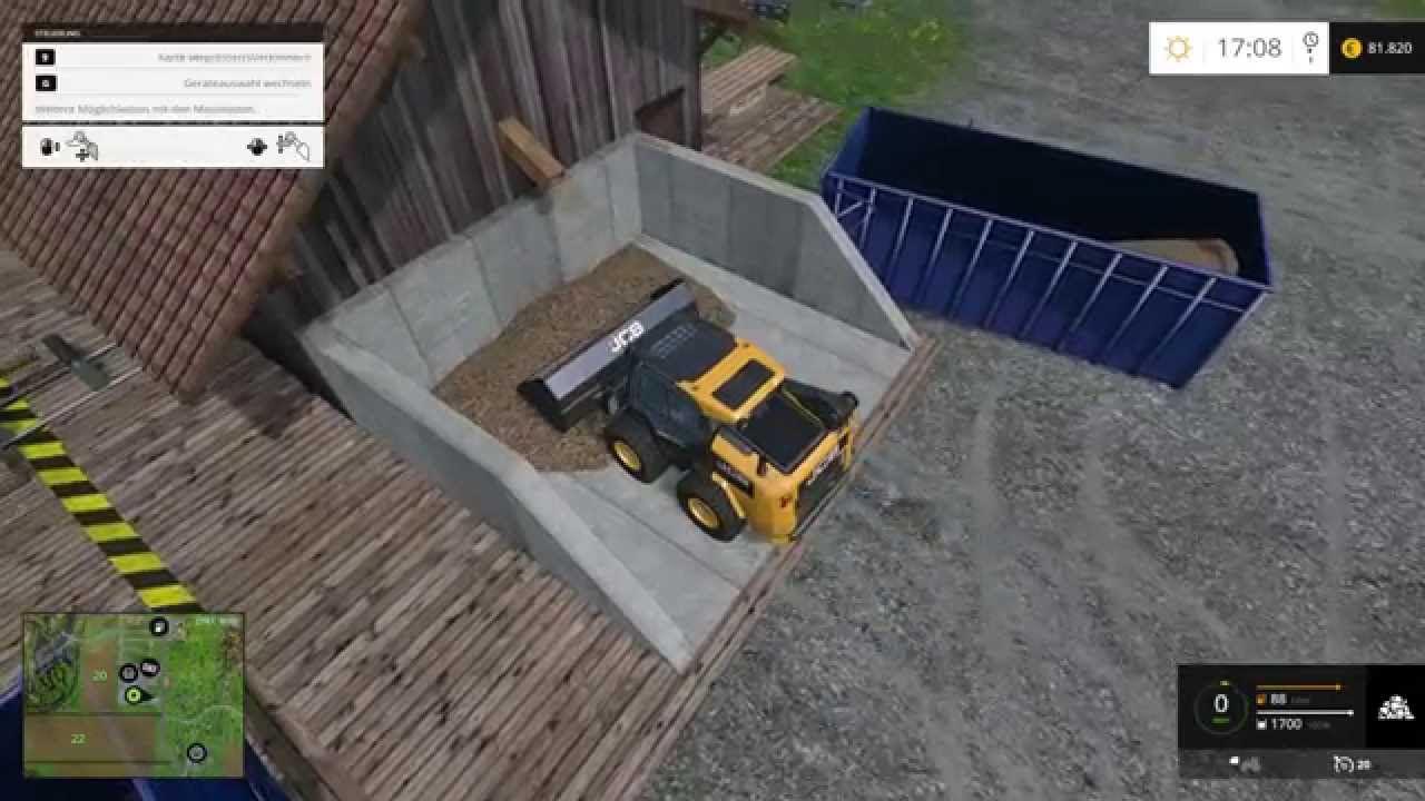 Farming Simulator 2015 - Sägewerk V 1.1. Mod