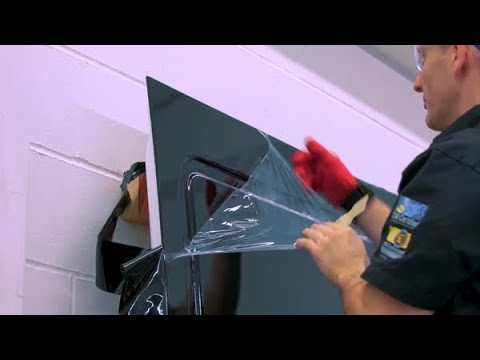 Finishing protective film - 3M™ Wrap Film Series 2080
