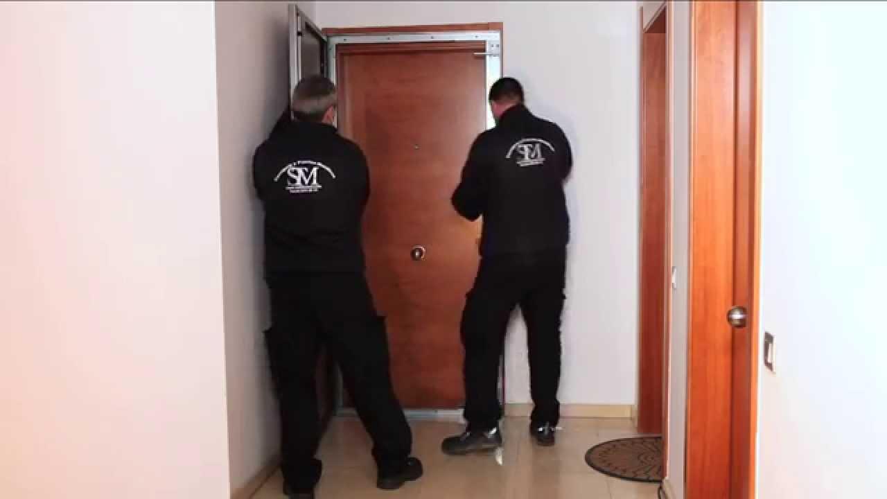 Puerta youtube - Cerrojos de seguridad para puertas ...