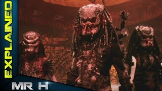 The Lost Tribe Yautja Clan - Explained (Predator 2)