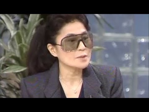 Yoko Ono on John Lennon's assasination, their son Sean and influencing The Beatles breakup.