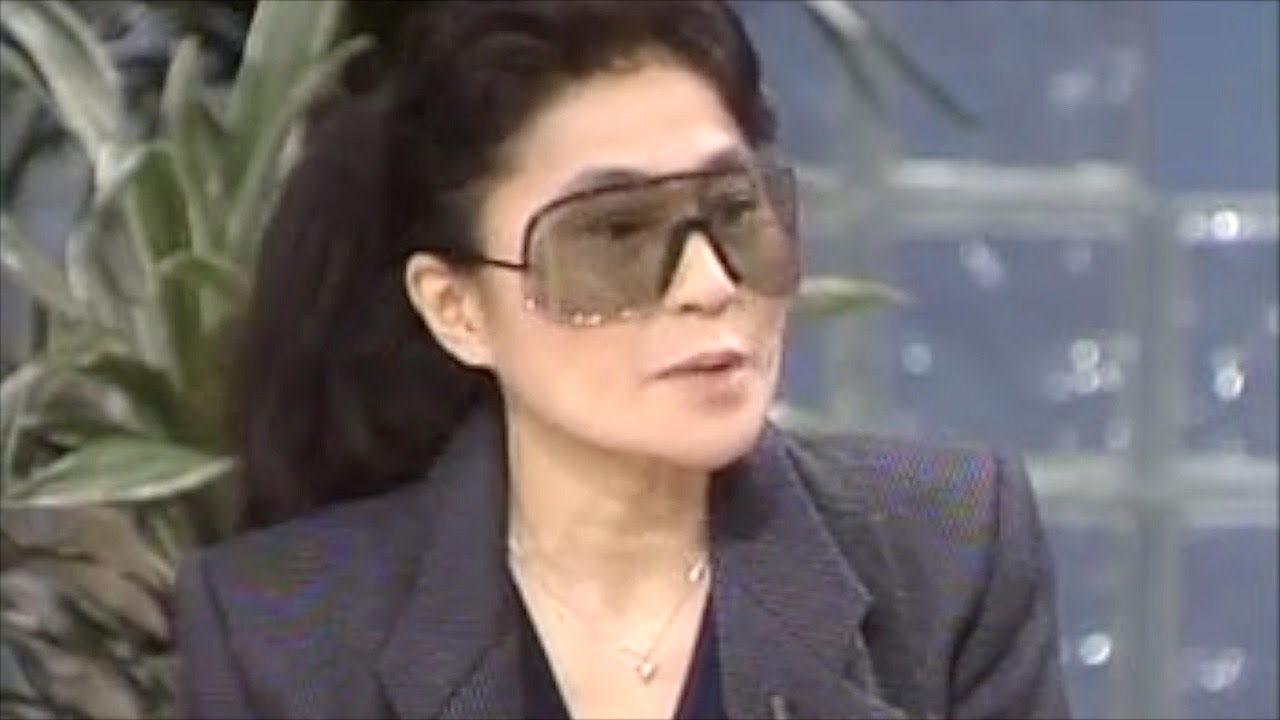 Yoko Ono On John Lennons Assasination Their Son Sean And