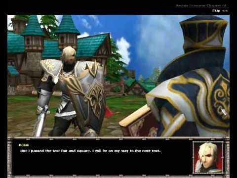 Avalon Heroes EU - Closed Beta - Aeonia Scenario Mode - Chapter 01