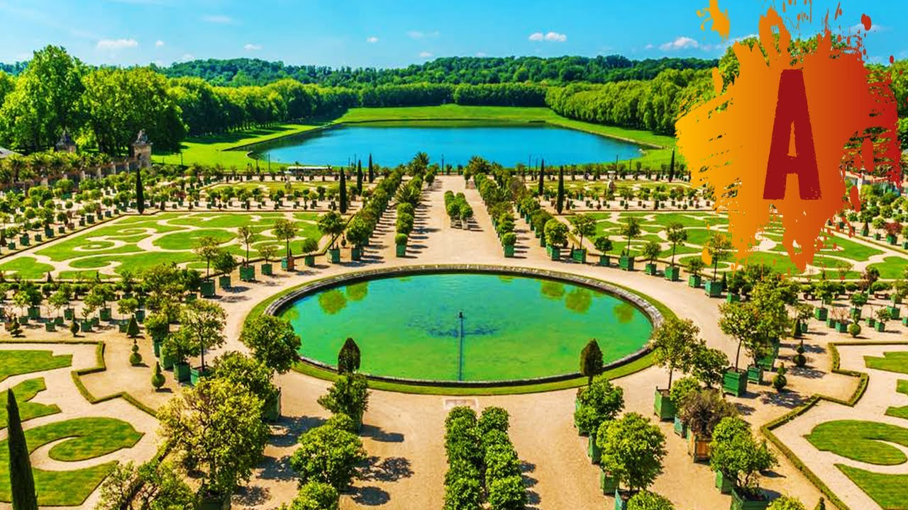 10 Most Beautiful Gardens In The World Part 97